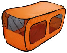 Dual Mesh Window Wired Lightweight Collapsible Outdoor Multi-Pet Tent => Review more details here : Furnitures that cats love