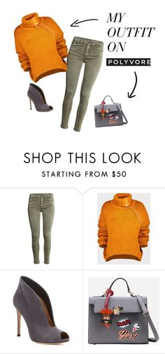 """""""2016 : nice sweet wear"""" by abelaz on Polyvore featuring mode, Marques'Almeida et Gianvito Rossi"""