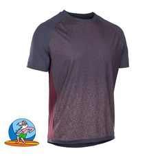 ION 2018 Tee SS Traze AMP- Short-sleeved jersey made of a cooling Nano Bamboo Charcoal fabric in a Regular_Fit cut. ✅ ION Authorized Dealer ✅ Accept Debit & Credit cards & Bitcoin ✅