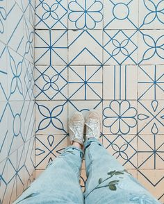 mexico city travel designlovefest More click the image or link for more info. Floor Patterns, Tile Patterns, Textures Patterns, Print Patterns, Deco Design, Tile Design, Pattern Design, Stoff Design, Style Tile