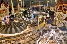 Lotte World - Amusement park, Swimming, Restaurants & entertainment center in Seoul, Korea.  There is something for every age.  The toddlers loved it!!!