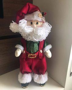 Christmas Stockings, Christmas Ornaments, Doll Clothes, Santa, Holiday Decor, Crafts, Ideas, Papa Noel, Handmade Rag Dolls