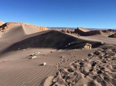 Valle de la Luna, Chile (DP).