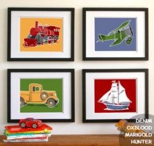 Wall Art in Furniture & Decor > Art & Decor - Etsy Kids