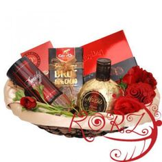Chocolate Symphony to Moldova Discount Flowers, Picnic, Chocolate, Moldova, Kazakhstan, Lithuania, Gifts, Russia, Shops