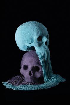 Perles et Murano - www.jim-skullgallery.com