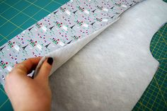 Comment matelasser un tissu