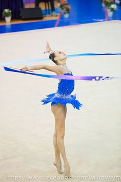 Arina Sharapa, Belarus; World Cup, Holon (Israel) 2014 #rhythmic_gymnastics