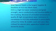 H13 Tool Steel Steel Suppliers, Tool Steel, Tools, Instruments