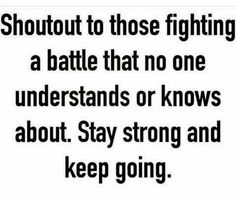 You Are Strong, Stay Strong, Meaningful Quotes, Inspirational Quotes, Motivational Quotes, Celebrate Recovery, No One Understands, Thoughts And Feelings, Deep Thoughts