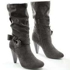 I wear these with leggings and an over-sized sweater in spring.