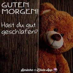 Funny sayings pictures good morning love - Guten Morgen - Lustig Good Morning Good Night, Morning Wish, Good Morning Quotes, Funny Morning, Video Games For Kids, Big Love, Kids Nutrition, Funny Quotes, Teddy Bear