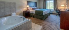 Cobblestone Inn & Suites Wray, CO Suite http://www.staycobblestone.com/co/wray/