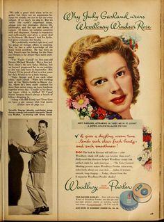 Judy Garland in Screenland, May 1944