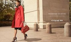 Coach Ad Campaign Fall/Winter 2013/2014