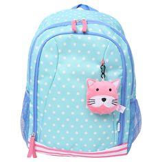 Crckt Backpack - Blue Dot