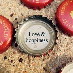 Love & Hoppiness. #craftbeer #saintarnold