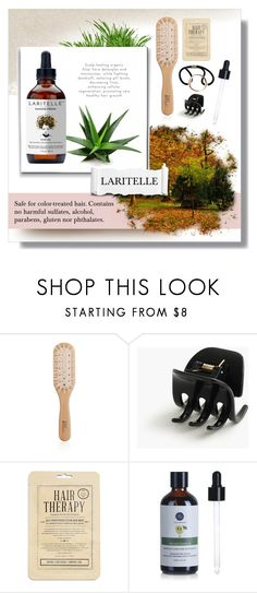 """""""The Best Way to Take Care of Your Hair"""" by laritelle ❤ liked on Polyvore featuring beauty, Philip Kingsley, J.Crew, Kocostar and Colette Malouf"""