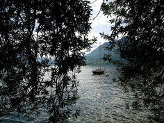Lake Como, Verenna by Laura Gurton, via Flickr