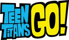 teen titans go logo Teen Titans Go Episodes, Teen Titans Tv Series, Beast Boy Raven, Titan Logo, Robin, Go Tv, Go Logo, Pop Art Wallpaper, New Teen