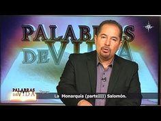 Historia de Nuestra Salvación Parte 10 (La monarquía) Salomón - Palabras...