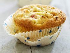 Pie Cake, No Bake Cake, Rhubarb Muffins, Rhubarb Recipes, Sweet Pie, Sweet Sweet, Tasty, Yummy Food, Sweet Pastries