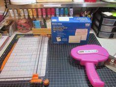 Storing 6 x 6 Scrapbooking Paper Pads and Scraps