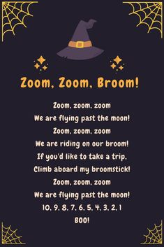 A great action song for the Halloween season! - Kids education and learning acts