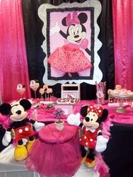 """Photo 6 of 12: Minnie Mouse / Birthday """"Quinn's Minnie Mouse 2nd birthday Party!""""   Catch My Party"""