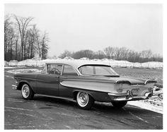 1958 Ranger 2 Door Sedan