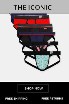 Mens Underwear Synthetic Leather Cod Piece Thong Jock Jockstraps Heavy Weight