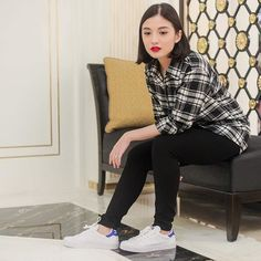 @chelseaoliviaa I have a deep a deep love for sneakers. Buat pencinta sneakers follow deh @lapa Deep Love, Normcore, Hipster, Style, Fashion, Swag, Moda, Hipsters, Fashion Styles