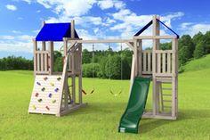 module de jeux on pinterest kids outdoor playhouses. Black Bedroom Furniture Sets. Home Design Ideas
