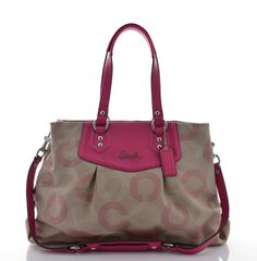 COACH - Ash Dotted Carryall laukku | The Handbag Superstore
