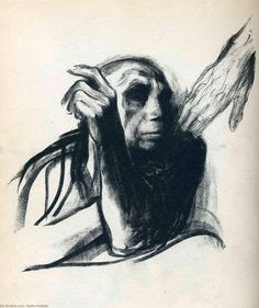 Self-Portrait En Face 1923 x 44 cm) by Kathe Kollwitz Life Drawing, Painting & Drawing, Ludwig Meidner, Kathe Kollwitz, Art History, Printmaking, Statues, Art Drawings, Fine Art