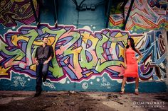 This was an amazing #Couple to #Photograph during this #Engagement #Photo #Session captured by #DominoArts #Photography