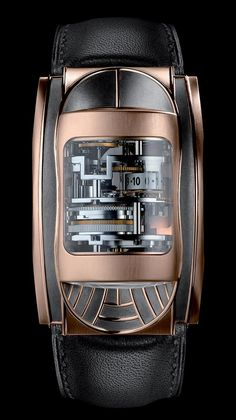 Parmigiani Bugatti Mythe Piece Unique Watch Watch Releases