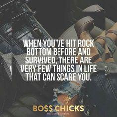 #imasurvivor #isurvived #rockbottom #whatdoesntkillyou