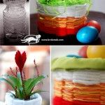 Weave+a+Plastic+Bottle+Basket