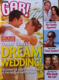 Personalized magazine for your wedding? think i need this