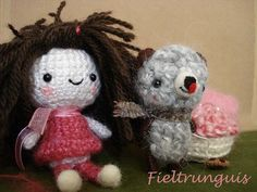 Muñeca Fieltrunguis ^__^ by Fieltrunguis, via Flickr