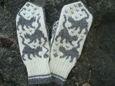 Ravelry: Pelle pattern by Eva-Lotta Staffas Mittens Pattern, Knit Mittens, Knitted Gloves, Knitting Socks, Knitted Hats Kids, Knitting For Kids, Knitting Projects, Knitting Patterns, Crochet Mitts