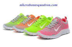 Nike Free 6.0 Womens 4 Pack Running Shoes