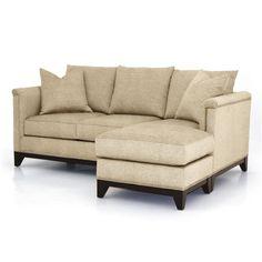 La Brea Reversible Chaise Sofa CHOICE OF FABRICS