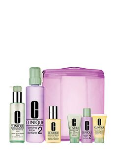 Cosmetics - Clinique Cilt bakım seti Markafoni'de 400,00 TL yerine 319,99 TL! Satın almak için: http://www.markafoni.com/product/2994722/