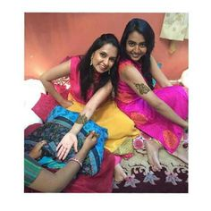 Indian weddings. Mehandi cermony and pretty outfits. Lehengha and anarkali. Body art
