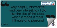 Testimonial from one of our Using Social Media for Business: Absolute Beginners training course! Social Media Training, Very Interesting, Training Courses, Email Marketing, This Or That Questions, Business, Store, Business Illustration