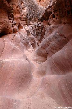 Wild Horse Slot Canyon, San Rafael Swell, Utah