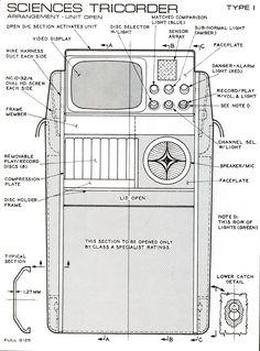 Star Trek - Tricorder