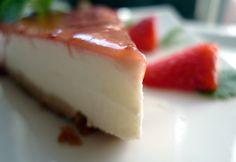 Tarta de queso Philadelphia, la receta fácil y sencilla